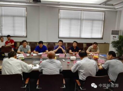 活动由海力风电副总经理陈海骏主持
