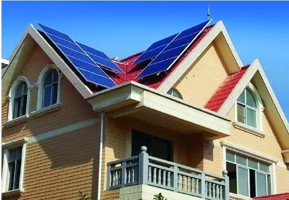 正文    驻马店驿城区(别墅屋顶)5kw分布式光伏发电项目   有一种说法